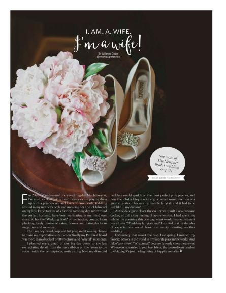Newport Wedding Magazine 2015 Newport Wedding Magazine 2016.2