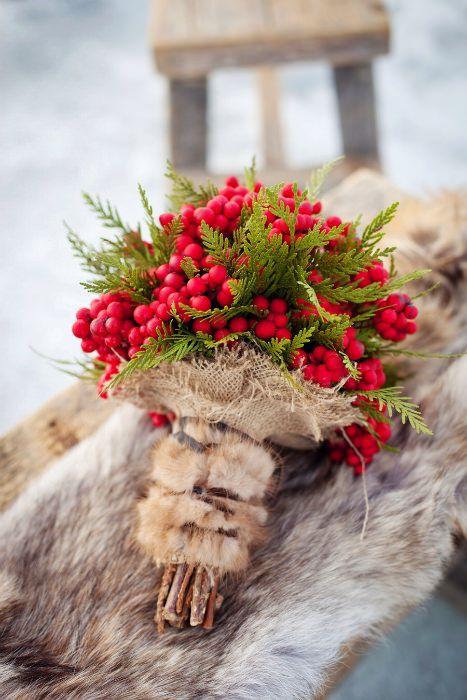 41 Winter Bouquets | The Newport Bride