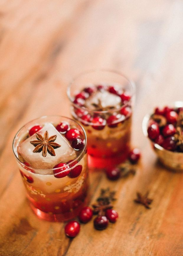 21 Winter Cocktails | The NEwport Bride