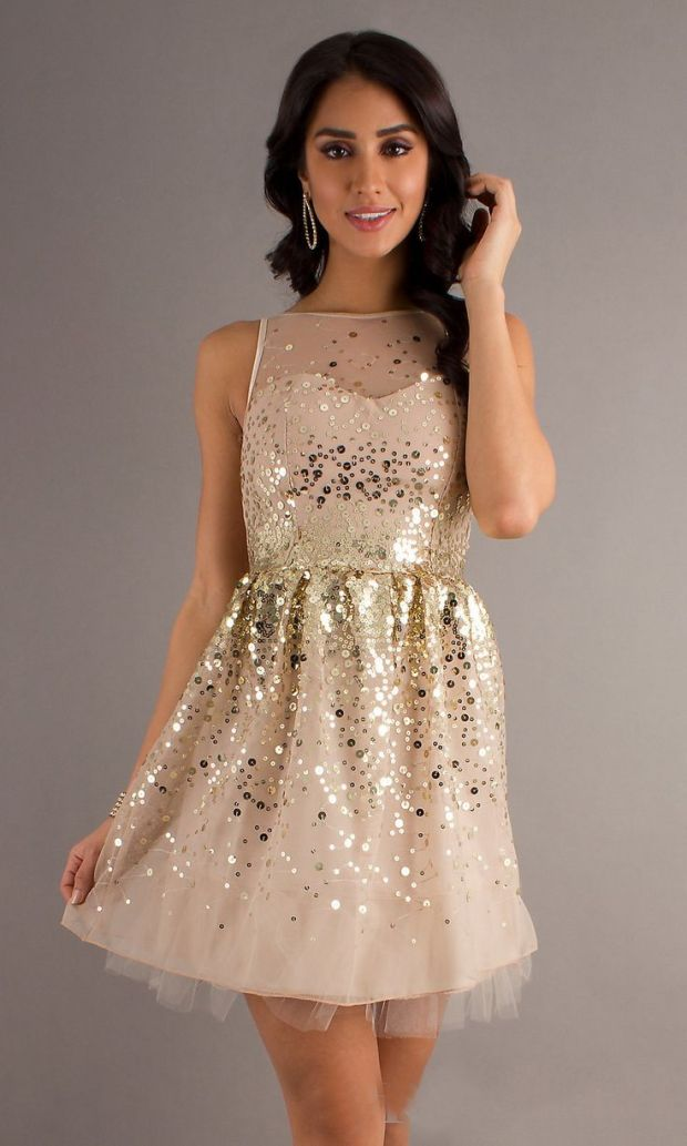 Gold Bridesmaid Dresses   The Newport Bride