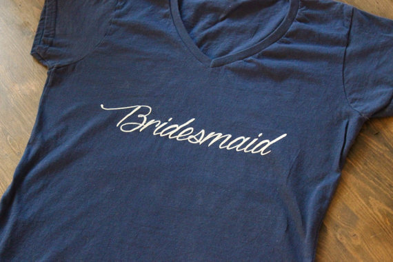 Best Bridesmaids T's | The Newport Bride