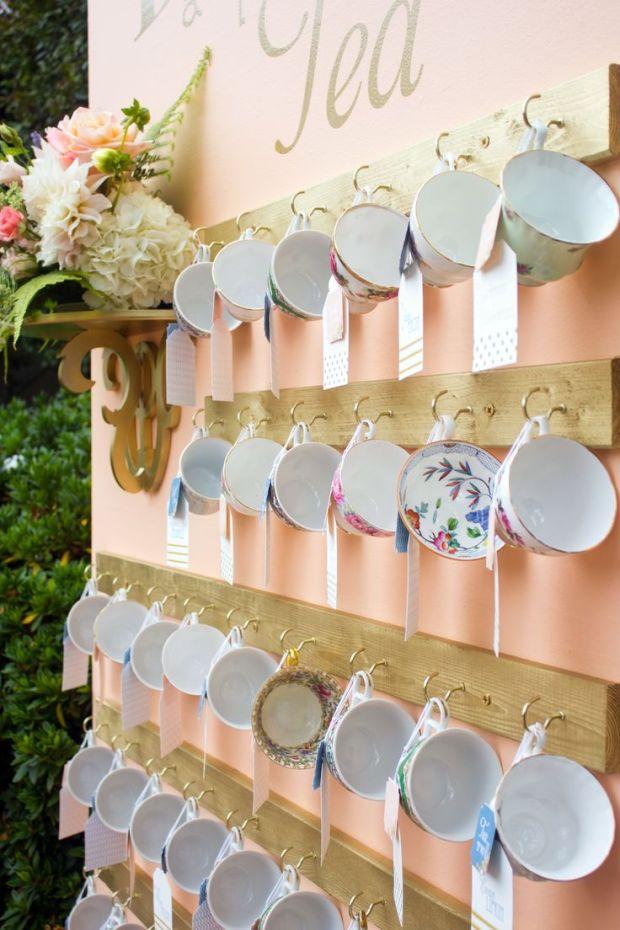 21 Inventive Escort Cards | The Newport Bride