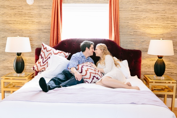 Gilded Engagement | A Styled Shoot by The Newport Bride