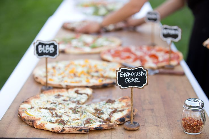 The Ultimate Bar Food Wedding | The Newport Bride