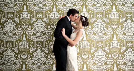 21 Art Deco Invitations | The Newport Bride