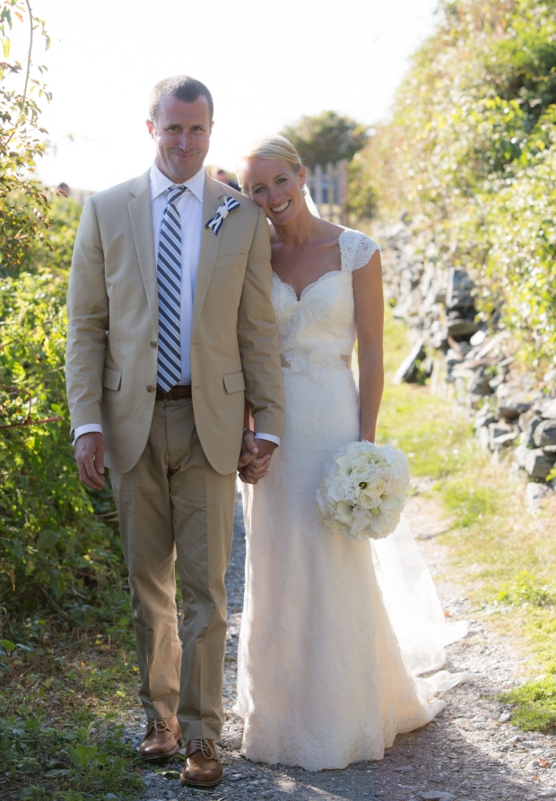 Maria and Andrew   The Newport Bride