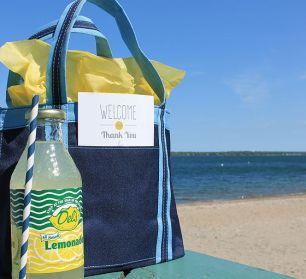 Ultimate Newport Gift Bag | The Newport Bride