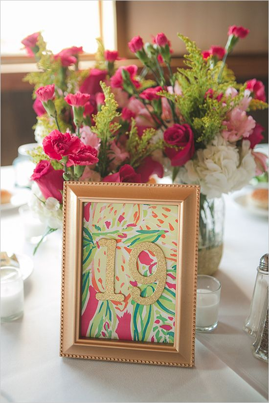 Lilly Pulitzer Wedding | The Newport Bride
