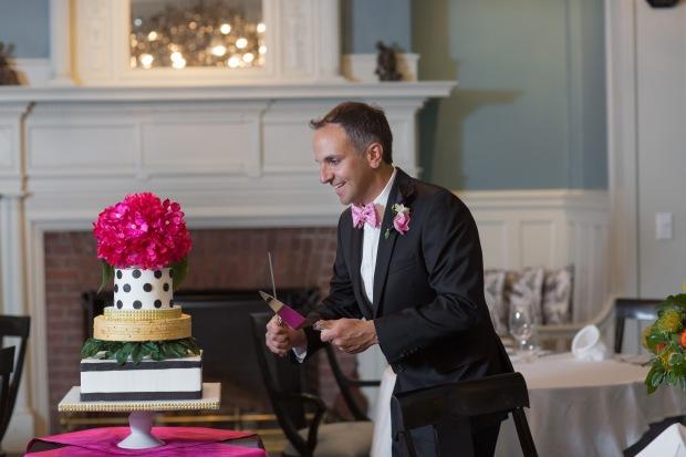 Kate Spade Styled Shoot at the Vanderbilt Grace | The Newport Bride