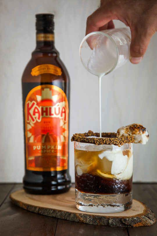 S'mores Crunch | Favorite Fall Cocktails