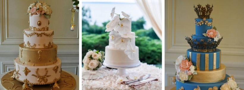 Wedding Cake Trends | The Newport Bride