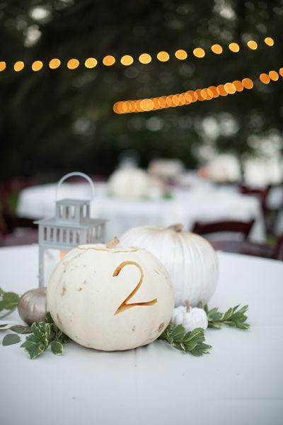 Gold, Cream, and Pumpkins | The Newport Bride