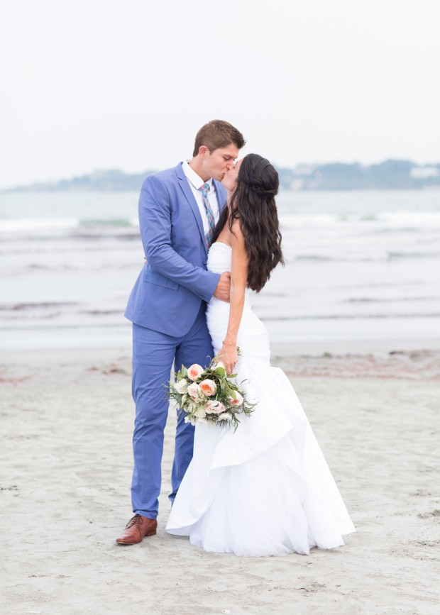 Meredith and Jim's Newport Beach House Wedding | The Newport Bride
