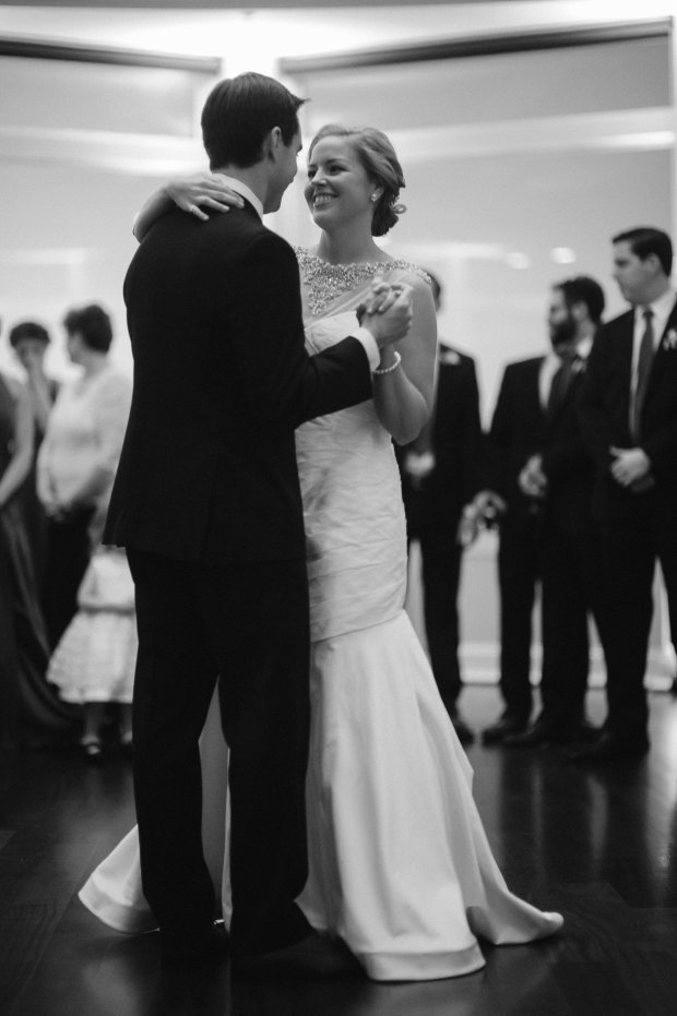 Susan and Scott's Winter Wedding at OceanCliff | The Newport Bride