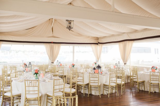 Lindsey and Dave's Regatta Place Wedding | The Newport Bride