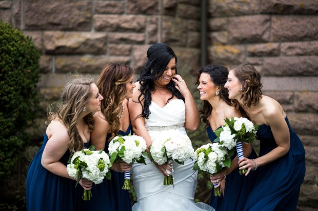 Jenna and Rob's Castle Hill In Wedding | The Newport Bride