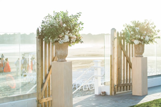 Sarah and Bobby's Newport Beach House Wedding