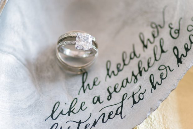 Silver and Gold Christmas By The Sea at Hotel Viking | The Newport Bride