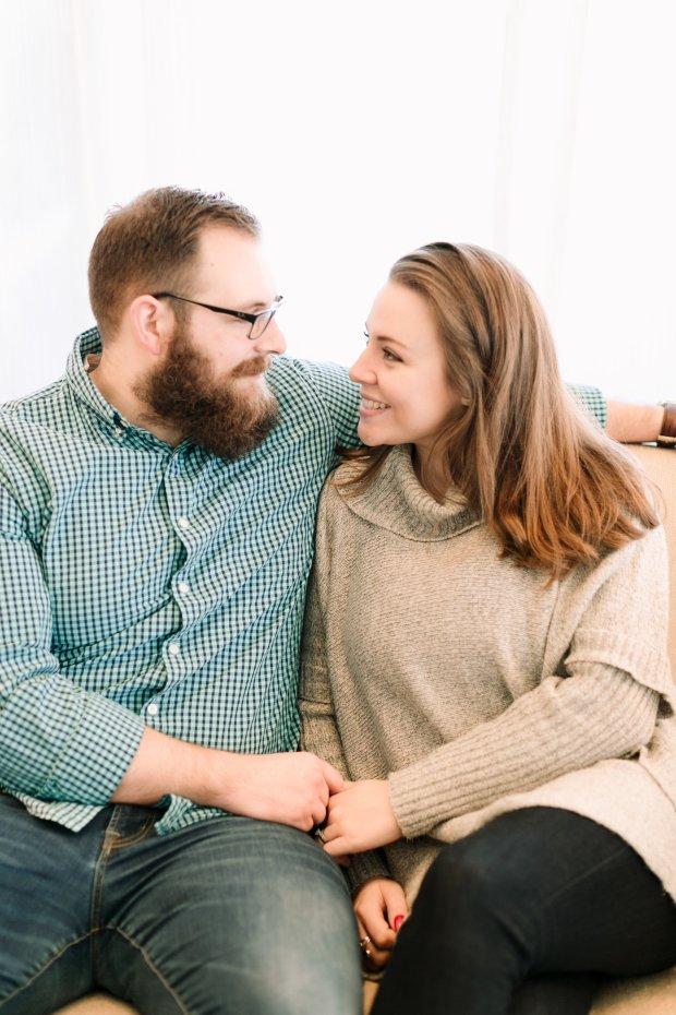 Julianna and Tyler's Newport Marriott Anniversary Photos on The Newport Bride