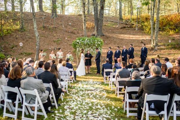 Kristina and Mike's Romantic WoodsyKristina and Mike's Romantic Woodsy Wedding on The Newport Bride Wedding on The Newport Bride