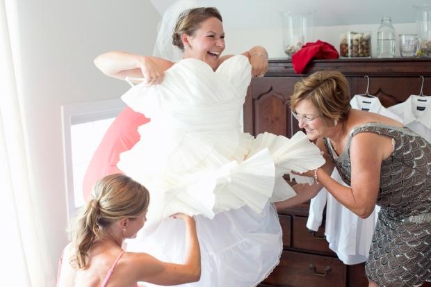 Megan and Patricks Rustic Rhode Island Mount Hope Farm Wedding