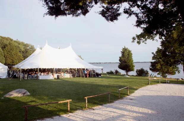 Rustic Rhode Island Mount Hope Farm Wedding on The Newport Bride