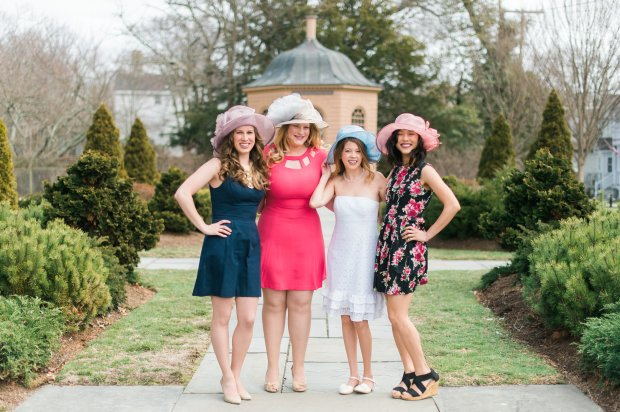 Derby Day Bridal Shower Styled Shoot on The Newport Bride