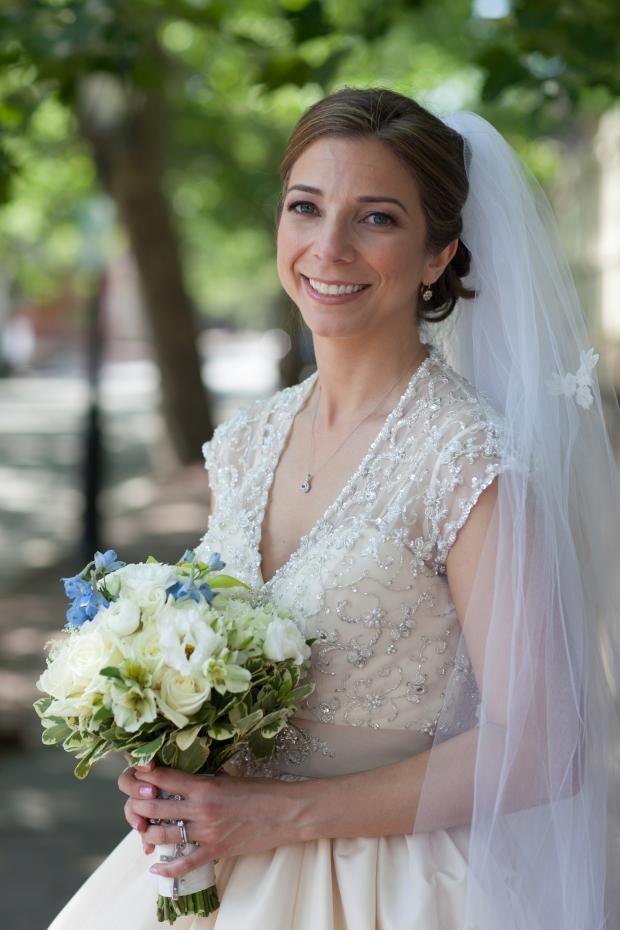 Jessica and Danny's Elegant Providence Public Library Wedding on The Newport Bride Rhode Island Wedding Blog