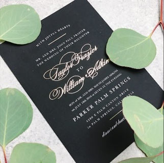 4 Fall Invitation Trends for 2017 on The Newport Bride